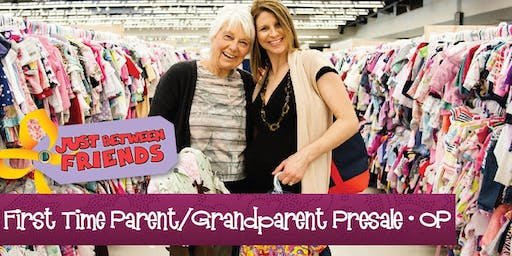 First Time Parents Presale (Free) | Just Betweeen Friends OP Fall Sale