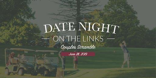 Couple's Scramble Golf + Drinks & Dinner