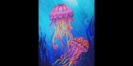 Designer Jellyfish...DAY CLASS tickets