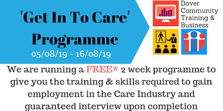 Get in to Care Programme tickets