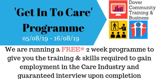 Get in to Care Programme
