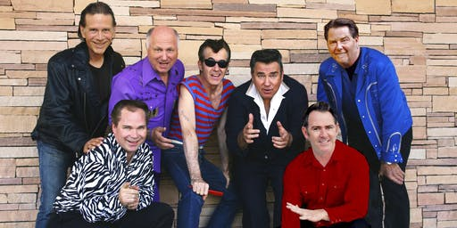An Evening With Members Of Sha Na Na