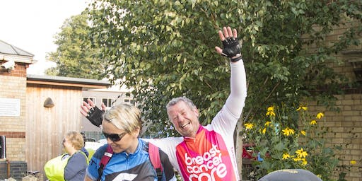 Pedal for Maggie's 2019 Volunteer Form