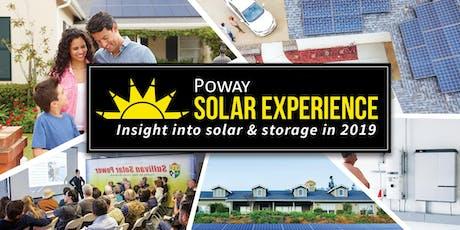 Poway Solar Experience tickets