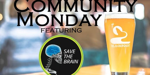 Community Monday with Save the Brain