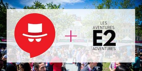 E2 Adventures @HackerFest 2019 tickets