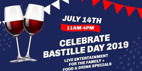 Ardmore's Bastille Day Block Party tickets