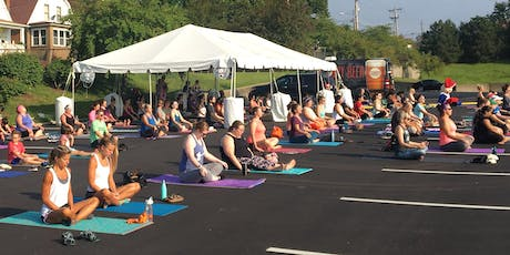 Free Morning Yoga at Schnucks Lake St. Louis tickets