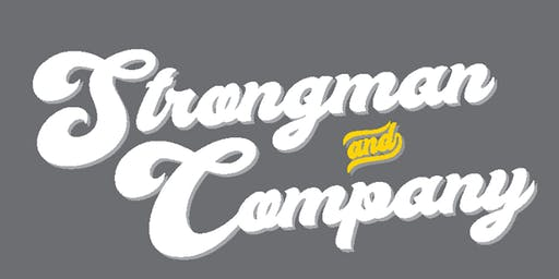 LBLB: Strongman & Co Album Release Party w/ Juxton Roy, Propersleep