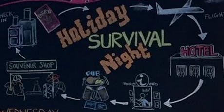 MyES Holiday Survival Night billets