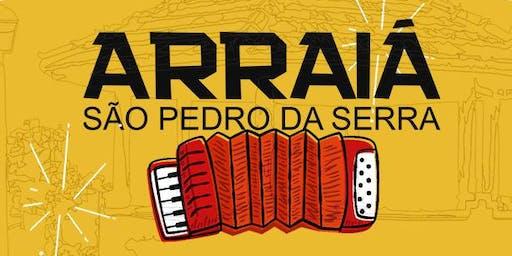 Arraiá em São Pedro da Serra 2019