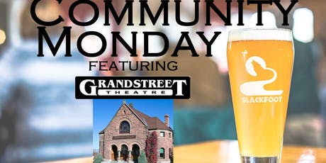 Community Monday with Grandstreet Theatre tickets