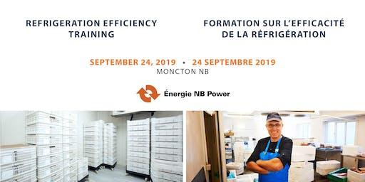 Refrigeration Efficiency Training / Formation Sur L'Efficacité de la Réfrigération