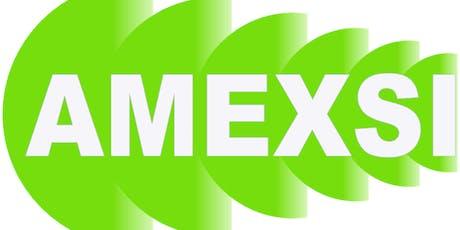 Reunión Mensual AMEXSI JUNIO 2019 entradas