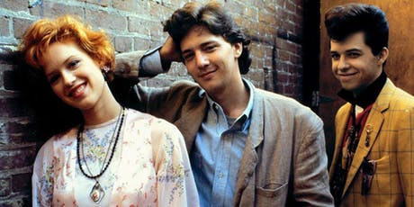 Pretty in Pink (1986 Digital) with pre-movie music by Jillian Rae tickets