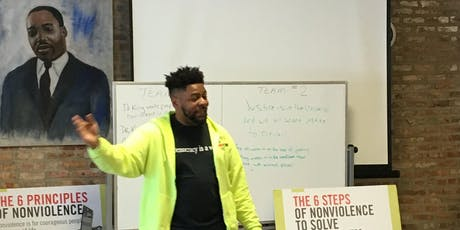 Nonviolence Training with the Chicago Peace Fellows tickets
