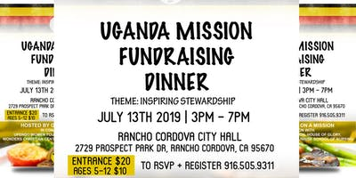 UGANDA MISSION FUNDRAISING DINNER