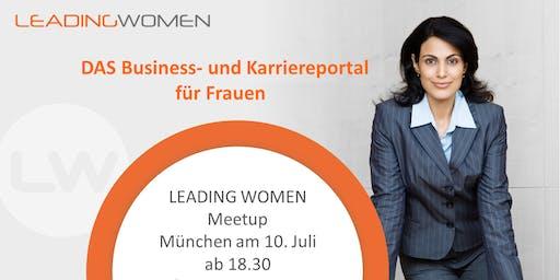 LEADING WOMEN meetup - München