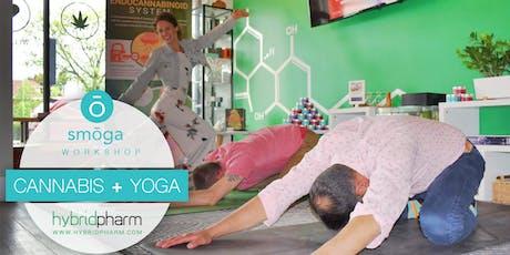 smōga workshop cannabis + yoga tickets