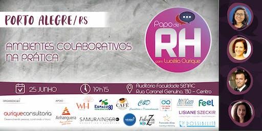 19º Edição do Papo de RH - Porto Alegre