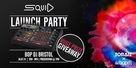 Toraiz SQUID Workshop | Bop DJ Bristol tickets