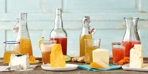 Dairy Free Cheese & Kombucha Making Class