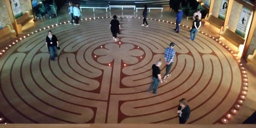 Meditate on the Labyrinth - Sit, Walk or Dance