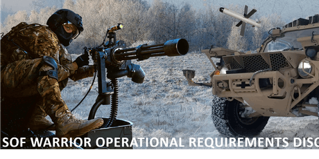 2019 SWORDS (SOF Warrior Operational Requirements Discussion Symposium) tickets