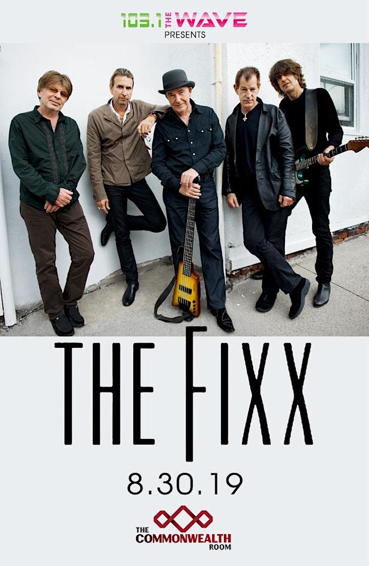 The Fixx image