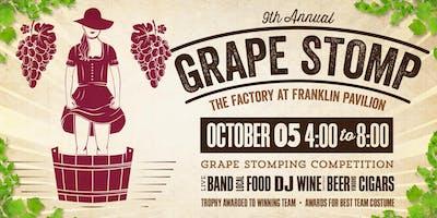 A Vintage Affair 9th Annual Grape Stomp