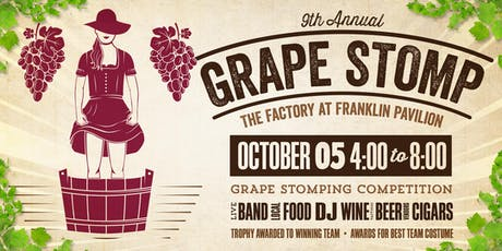 A Vintage Affair 9th Annual Grape Stomp tickets