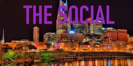 """""""The Social"""" June 25th, 2019  Hosted By The Nashville Black Chamber of Commerce tickets"""