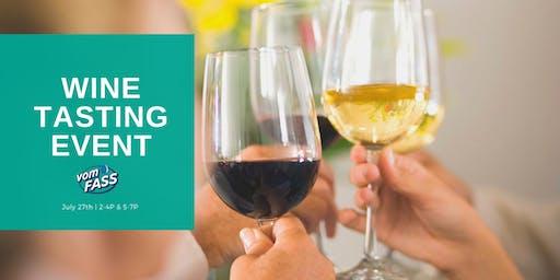 Wine Tasting Event!!!