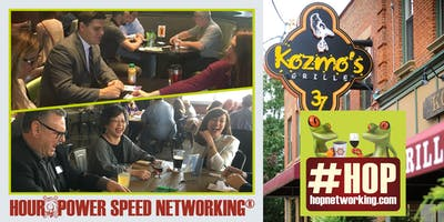 HOP PM Business Networking Kozmo's Grille Massillon *Cash Bar/Open to all!
