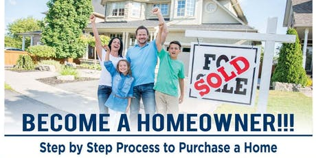 First Steps to Homeownership  tickets