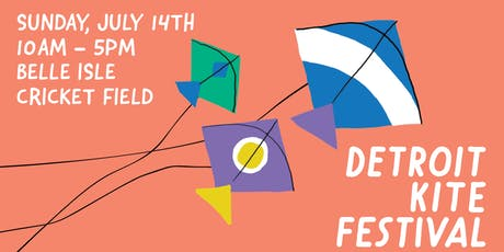 3rd Annual Detroit Kite Festival tickets