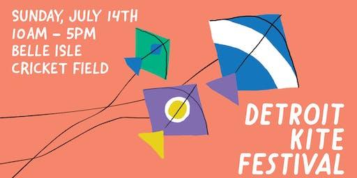 3rd Annual Detroit Kite Festival