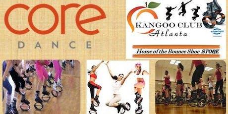 $10 Kangoo Jumps Class in Decatur! tickets