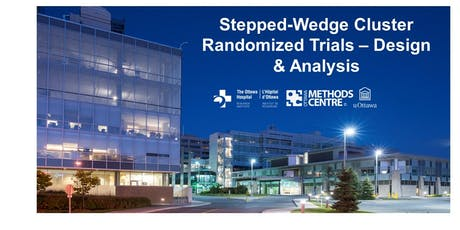Stepped-Wedge Cluster Randomized Trials– Design & Analysis tickets
