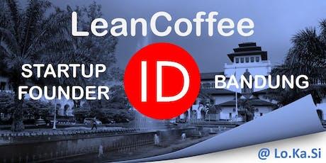 IDSF Bandung Lean Coffee tickets