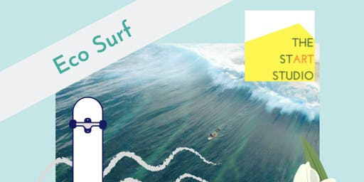 'Eco Surf' Art Camp (Afternoon ONLY)
