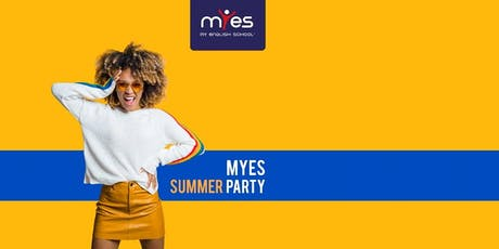 MyES Lyon Summer Party billets