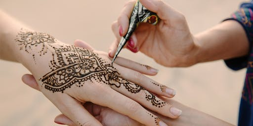 Henna Tattoos for Teens