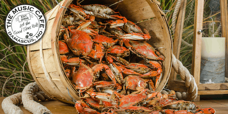 Crab Feast on the Patio - Aug 2019 tickets