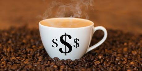 Learn about Money at our Afternoon Coffee Break on June 24th tickets
