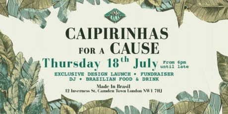 Caipirinhas for a Cause tickets