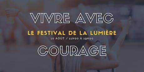 Festival de la lumière ✨ billets