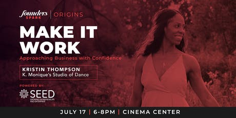Kristin Thompson | Make It Work tickets