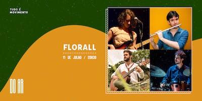 DO AR apresenta Florall