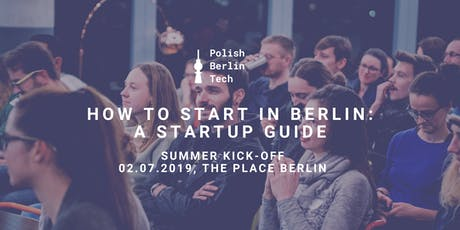 HOW TO START IN BERLIN - A STARTUP GUIDE tickets